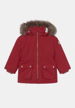 Name it - NMFMABE - Abrigo de invierno - red dahlia