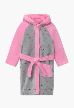 Schiesser - KIDS  - Bademantel - grey/pink