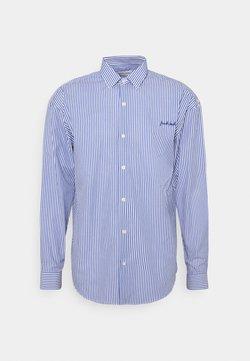 Maison Labiche - BOXY SHIRT FRENCH TOUCH - Hemd - white blue