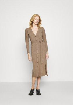 CHINTI & PARKER - Vestido de punto - brown