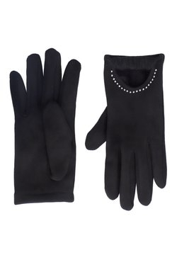 Six - Fingerhandschuh - schwarz