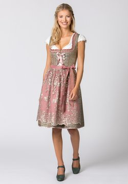 Stockerpoint - Dirndl - schilf-rose