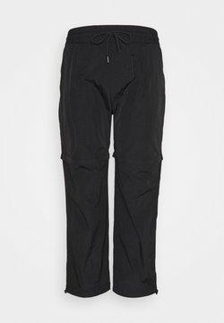 Only & Sons - ONSNOAH ZIP OFF PANT - Pantalon classique - black