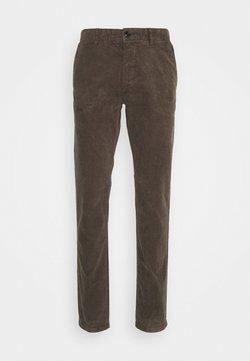 Esprit - CORDURUY  - Pantalon classique - dark grey