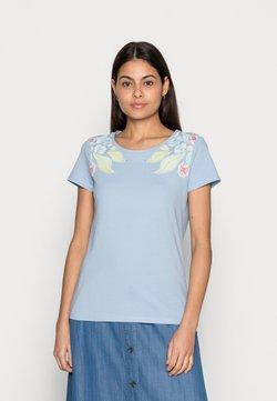TOM TAILOR - T-Shirt print - stonington blue