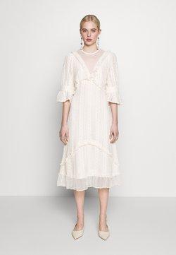 Stevie May - GALLERY MIDI DRESS - Vestido informal - cream