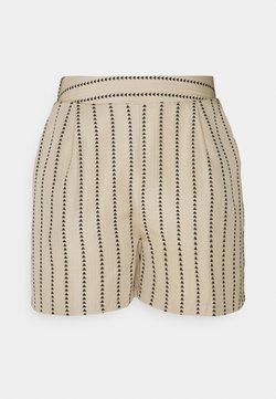VILA PETITE - VIETNA  - Shorts - humus/black