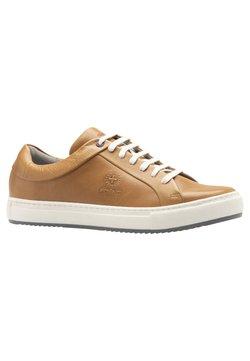 Strellson Premium - Sneaker low - cognac
