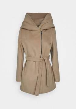 ONLY - ONLCANE COAT - Kurzmantel - camel