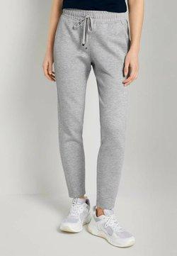 TOM TAILOR - Jogginghose - comfort grey melange