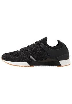 Superdry - SURPLUS RUNNER - Sneaker low - black