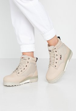Fila - GRUNGE II MID - Ankle Boot - feather grey
