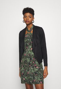 ONLY - ONLFLEUR JACKET - Kunstlederjacke - black