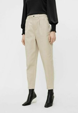 Object - Jeansy Straight Leg - silver gray