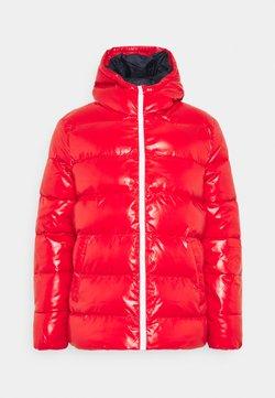 Benetton - PUFFER - Winterjacke - red
