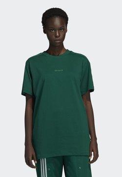 adidas Originals - Ivy Park 4 All 3 Stripe Tee - T-shirt print - darkgreen