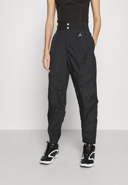 Jordan - W J UTILITY PANT - Trousers - black