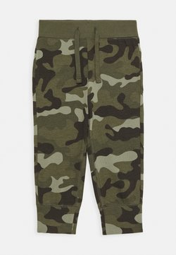 GAP - TODDLER BOY - Spodnie treningowe - green