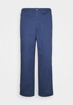 Polo Ralph Lauren Big & Tall - FLAT PANT - Pantalon classique - rustic navy