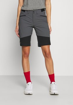 Peak Performance - ECLECT LONG - Outdoor Shorts - deep earth