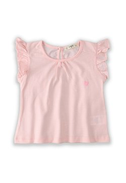 Cigit - T-shirt print - light pink
