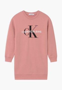 Calvin Klein Jeans - MONOGRAM SHINE - Robe d'été - pink