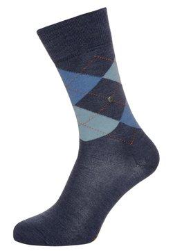 Burlington - EDINBURGH - Socken - dark blue