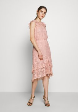 Sand Copenhagen - NIVI - Sukienka koktajlowa - pale pink