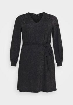 Vero Moda Curve - VMJELINA - Jerseykleid - black
