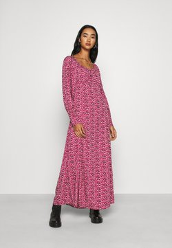 Vero Moda - VMLUIZA DRESS - Maxikjoler - pink yarrow