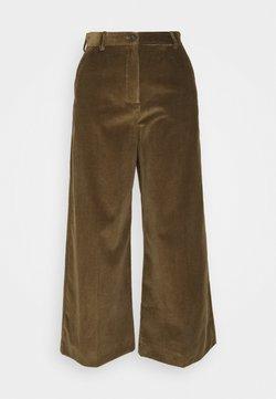 WEEKEND MaxMara - TOBIA - Pantalon classique - mud