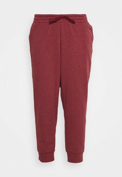 adidas Performance - PANT - Spodnie treningowe - legend red/white