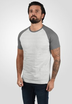 Solid - T-Shirt print - mid grey