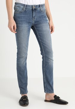 Mustang - JASMIN - Jeans Slim Fit - brushed bleached