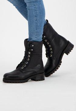 Travelin - Bottes de neige - black