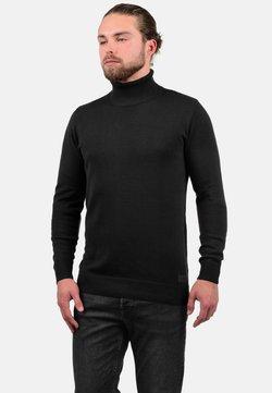 Blend - LATIF - Strickpullover - black