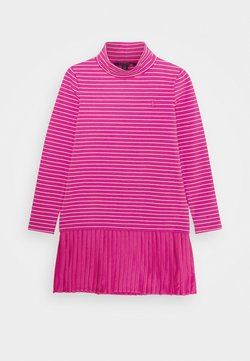 Polo Ralph Lauren - TURTLENECK DRESSES - Jerseykleid - college pink