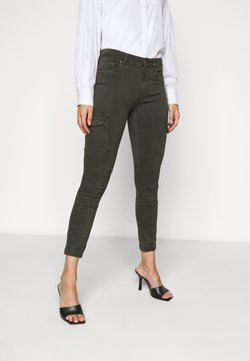ONLY Petite - ONLMISSOURI LIFE  - Cargo trousers - rosin
