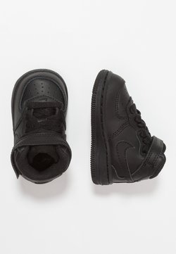 Nike Sportswear - NIKE FORCE 1 MID (TD) - High-top trainers - black