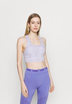 Cotton On Body - LIFESTYLE LOOP CROSS BACK VESTLETTE - Sport BH - blue