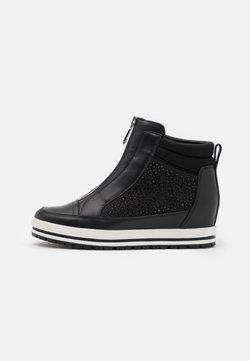 Marc Cain - Sneakers alte - black