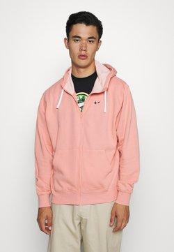 Nike Sportswear - HOODIE - Sweatjacke - pink quartz