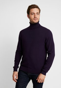 Pier One - Strickpullover - dark purple