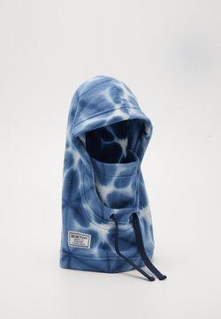 Burton - BURKE HOOD - Bonnet - blue dailola shibori
