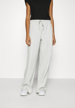 Envii - ENWALTER PANTS - Jogginghose - light grey melange