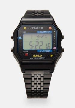 Timex - T80 PAC MAN UNISEX - Montre à affichage digital - black