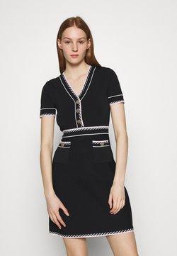 Morgan - Vestido de punto - noir