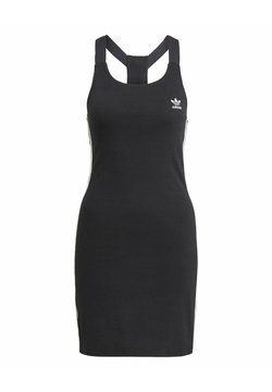 adidas Originals - RACER DRESS - Vestido ligero - black