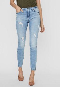 Noisy May - Slim fit jeans - light blue denim
