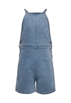 Kids ONLY - PLAYSUIT JEANS - Combinaison - light blue denim